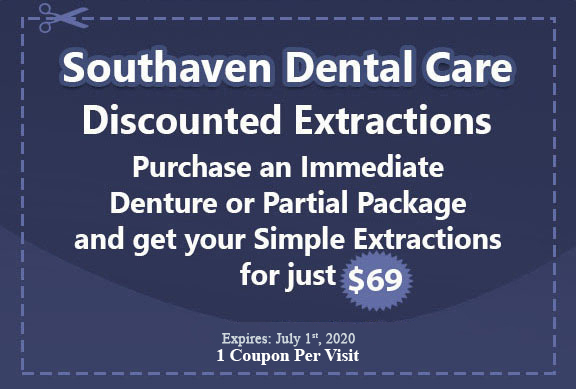Discounted Extractions
